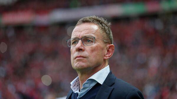 Футбольный тренер Ральф Рангник (Германия)