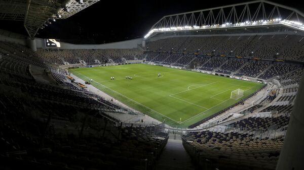 Стадион Блумфилд в Тель-Авиве