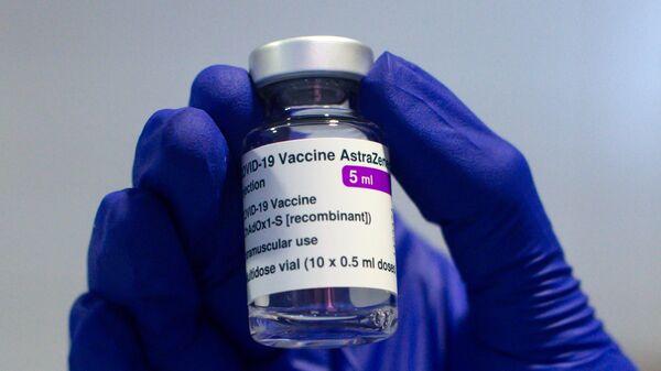 Вакцина Oxford/AstraZeneca