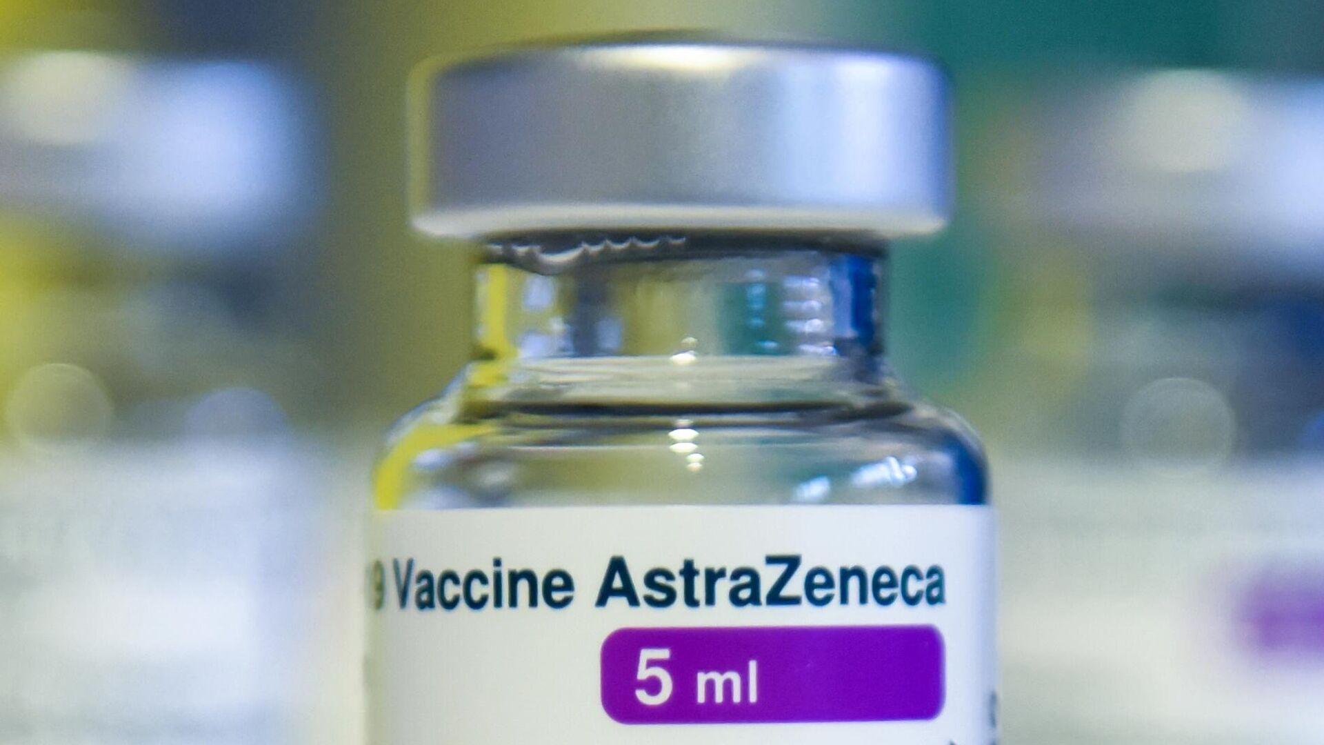 AstraZeneca пытается понять причины образования тромбов после вакцины
