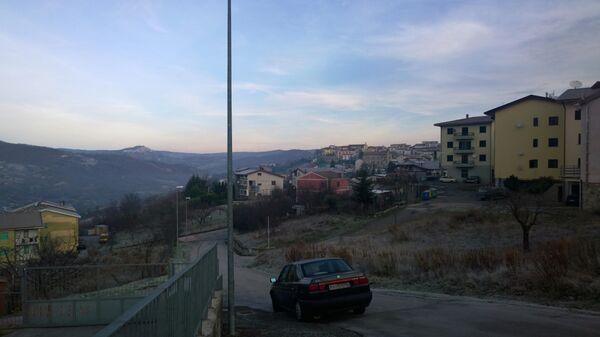 Вид на город Лауренцана