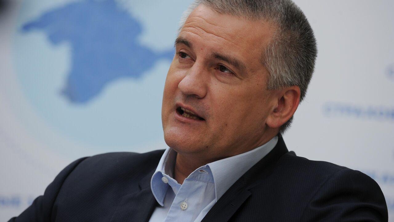 Глава Крыма похвалил Зеленского за своевременную оплату квартиры