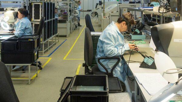 Промышленный технопарк