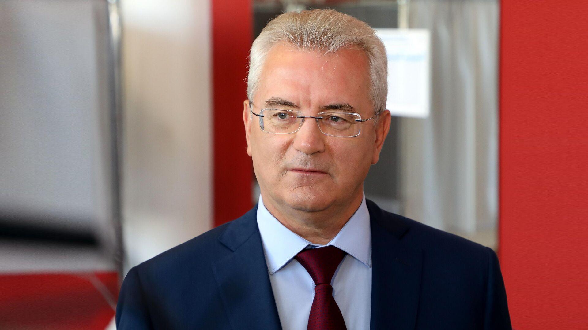 Пензенского губернатора Белозерцева заподозрили во взяточничестве
