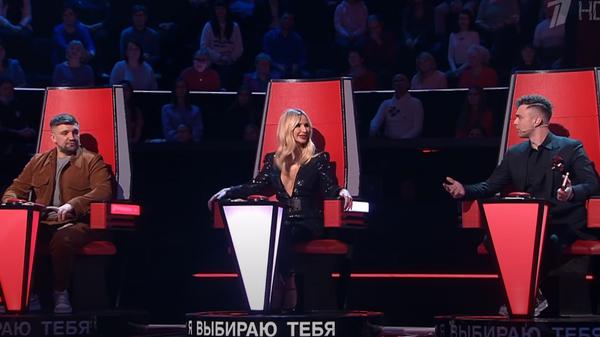 Наставники шоу Голос не дали высказаться Егору Криду