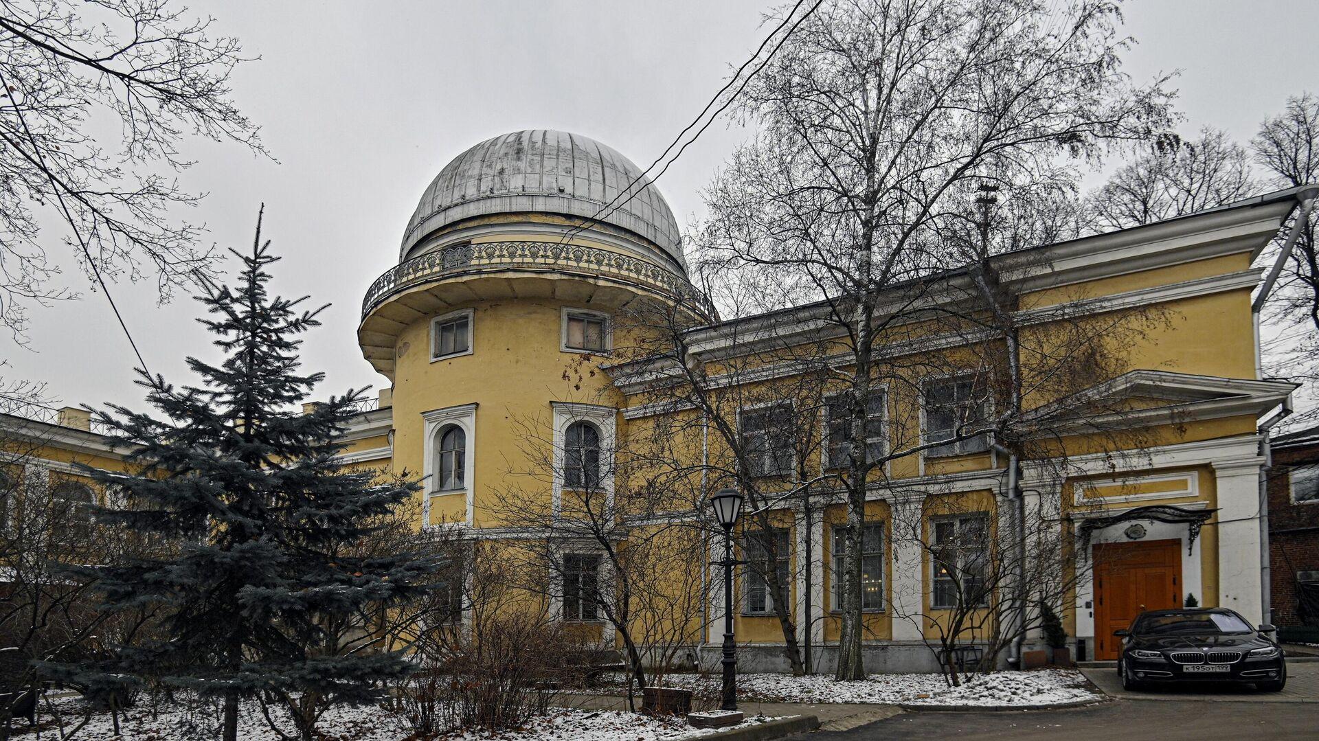Ремонт самого старого деревянного дома Москвы  - РИА Новости, 1920, 22.03.2021