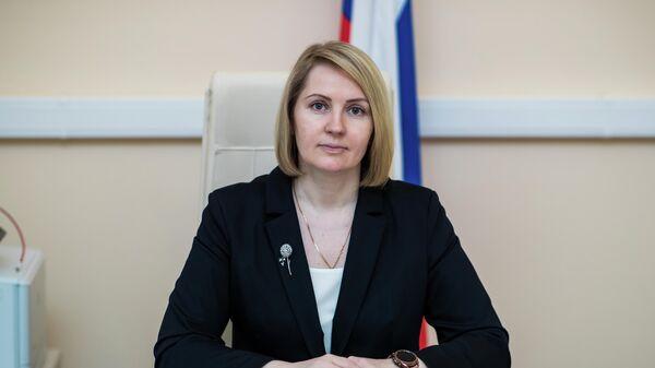 Статс-секретарь Минстроя России, заместитель министра строительства и ЖКХ Светлана Иванова