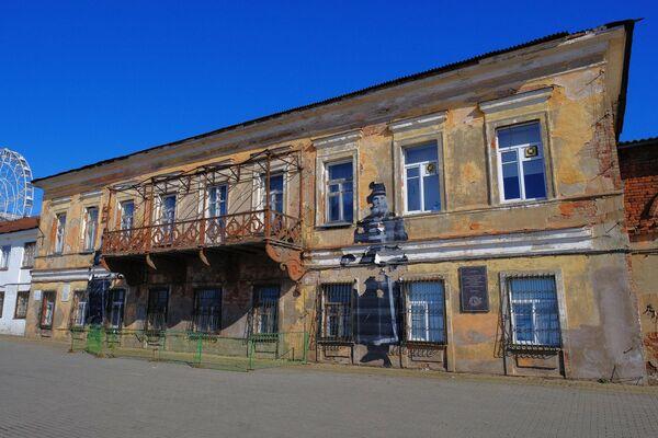Музей Генеральский дом в Ижевске