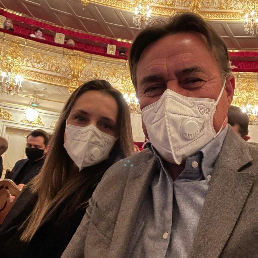 Камиль Ларин в Большом театре