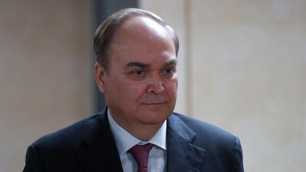 Антонов оценил договоренности США и Германии по Северному потоку  2