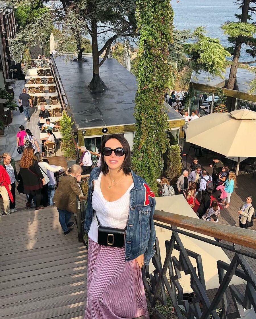 Алика Смехова в Стамбуле