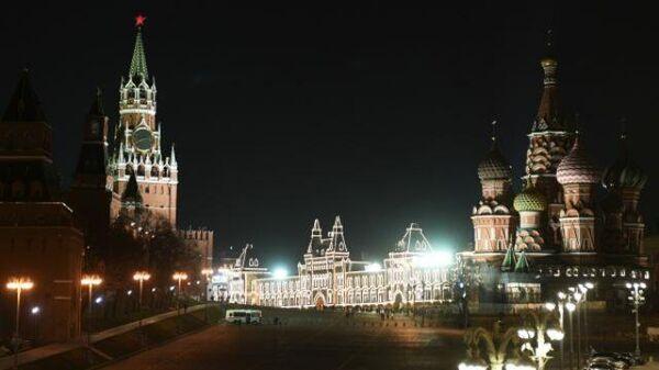 LIVE: Экологическая акция Час Земли в Москве