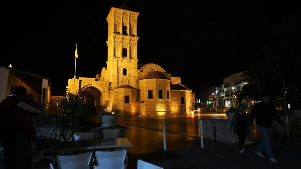 Церковь Святого Лазаря в Ларнаке