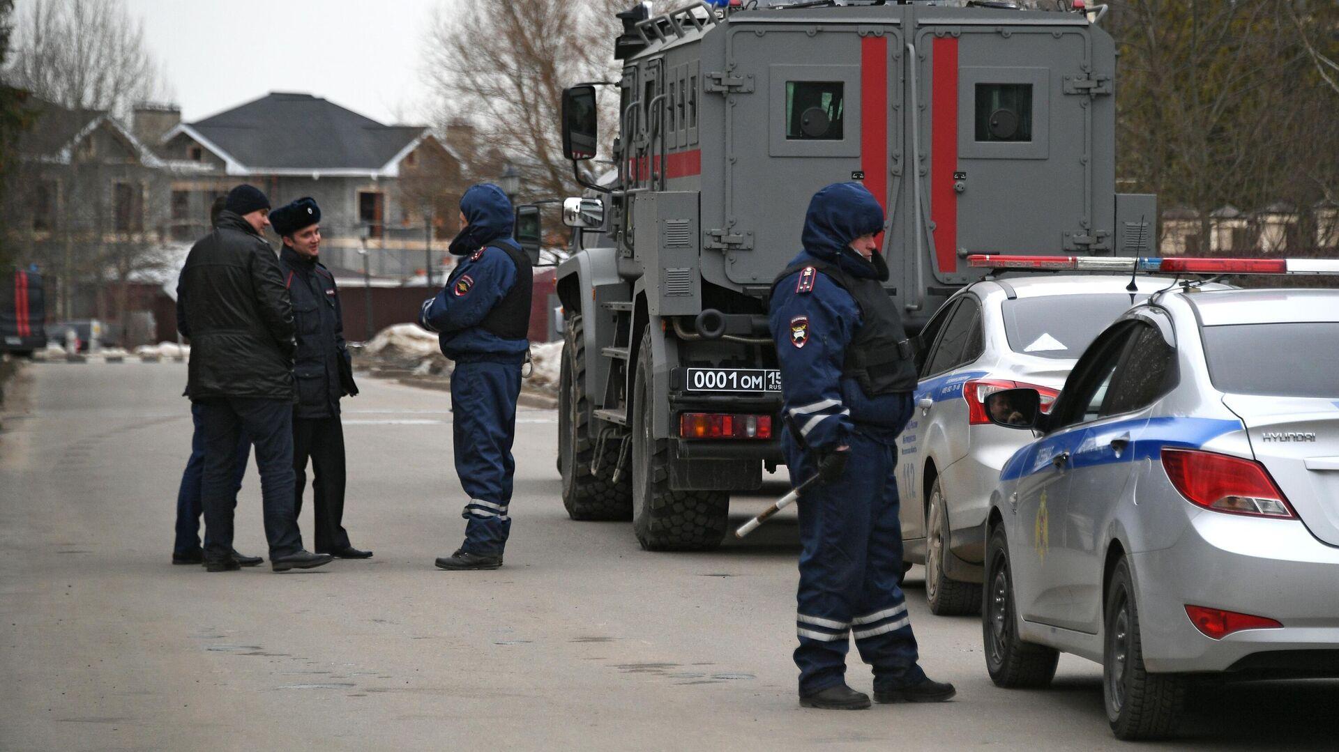 Росгвардия оценила действия сотрудников во время спецоперации в Мытищах