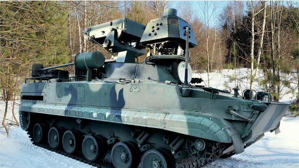 Комплекс управления ПВО Магистр-СВ