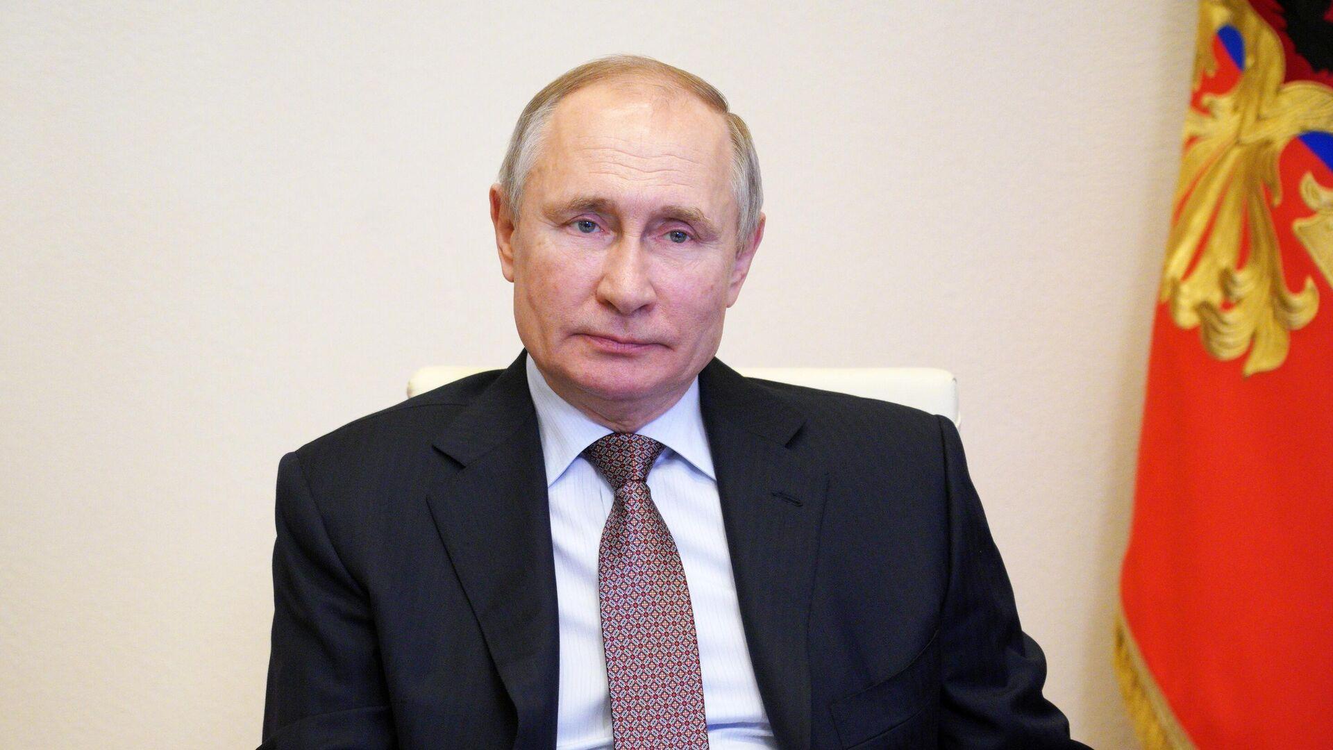 Путин проведет совещание по выполнению послания Федеральному собранию