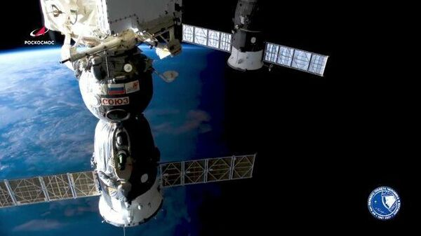 Космонавты записали на орбите видео в поддержу людей с аутизмом