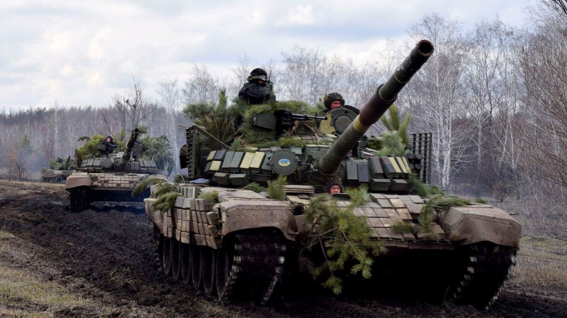 На Украине рассказали, при каких условиях пойдут в наступление в Донбассе