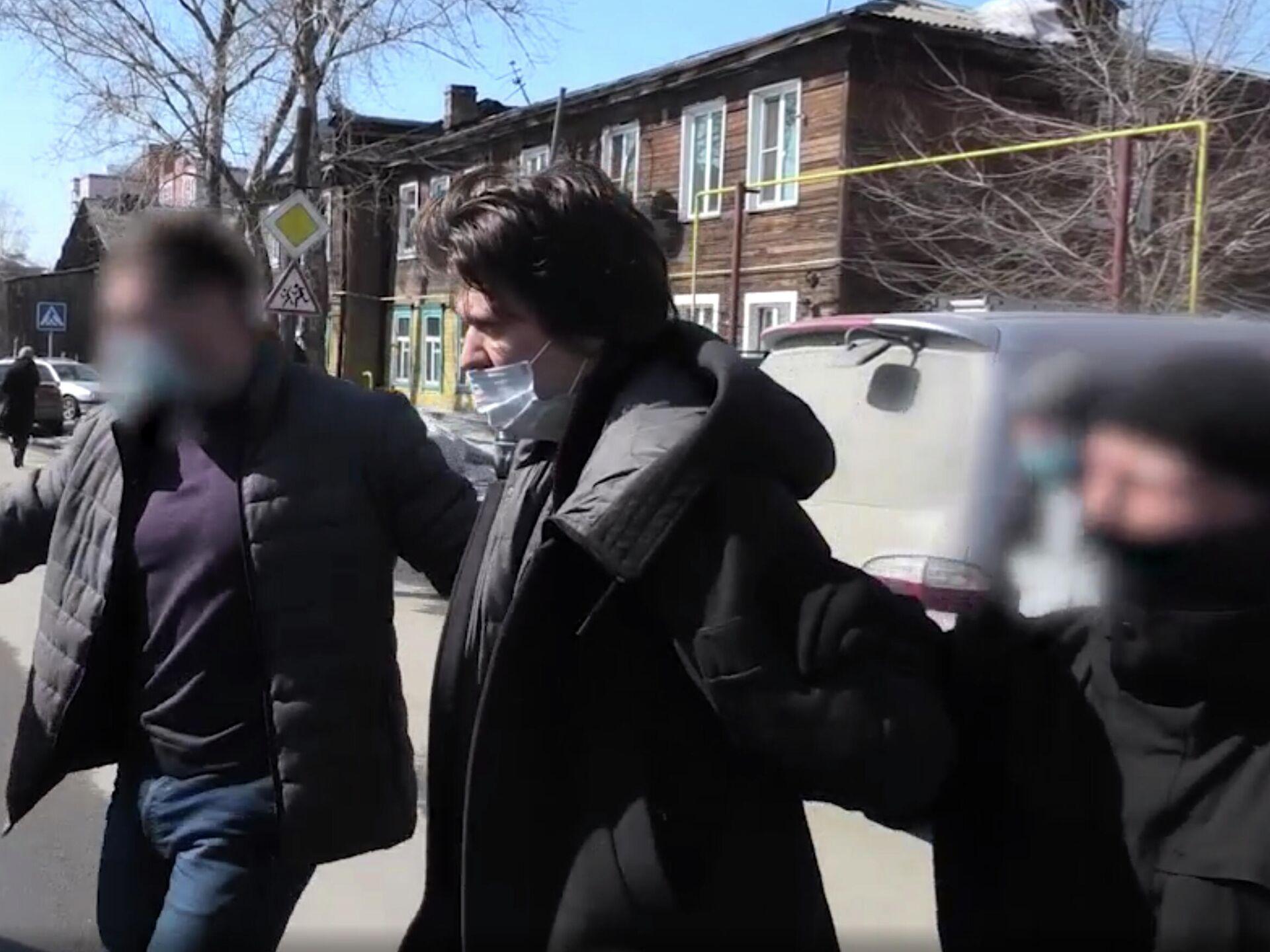 ФСБ задержала в Кисловодске исламиста, готовившего теракт