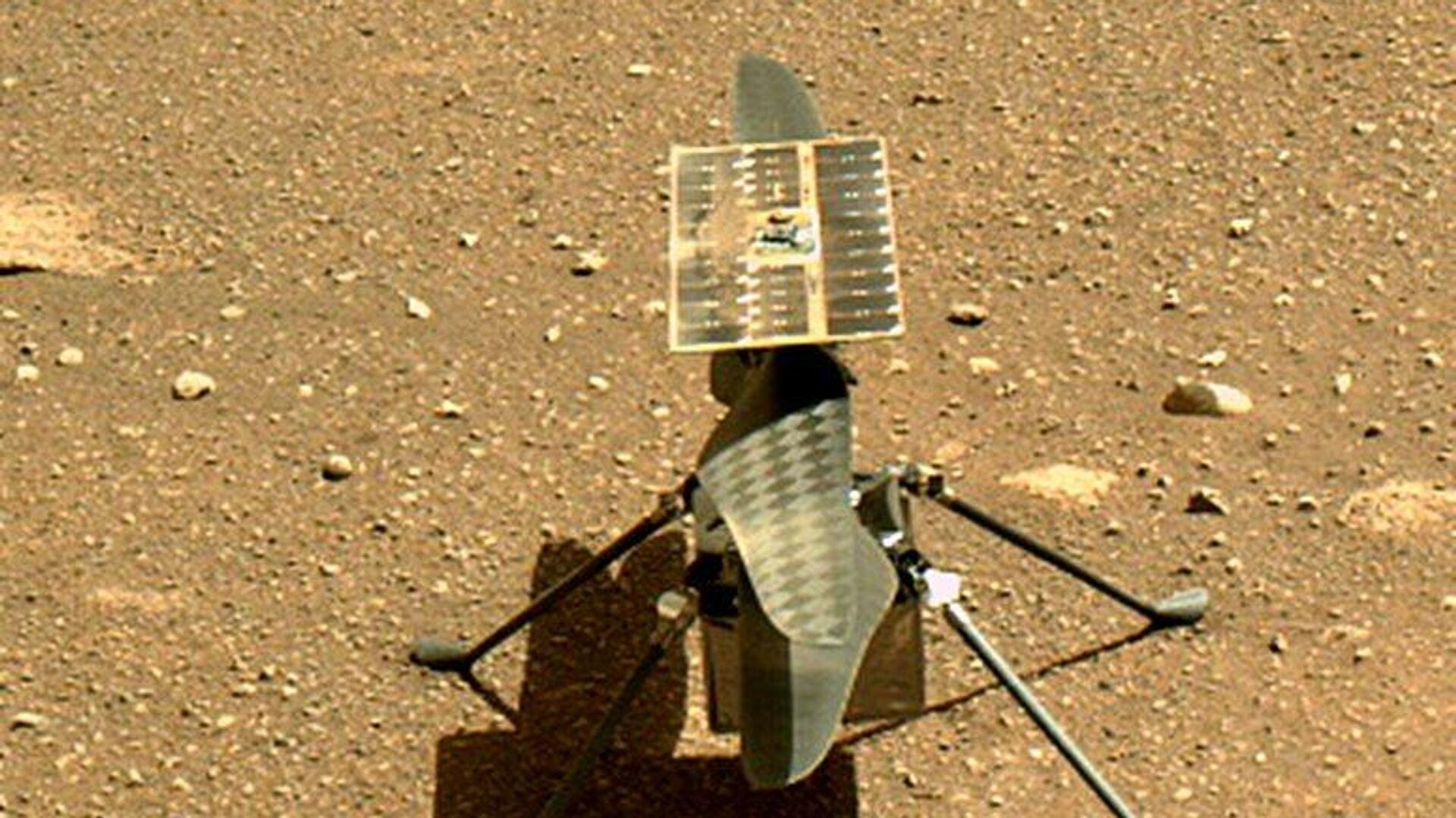 Китай впервые осуществил успешную посадку зонда на поверхность Марса