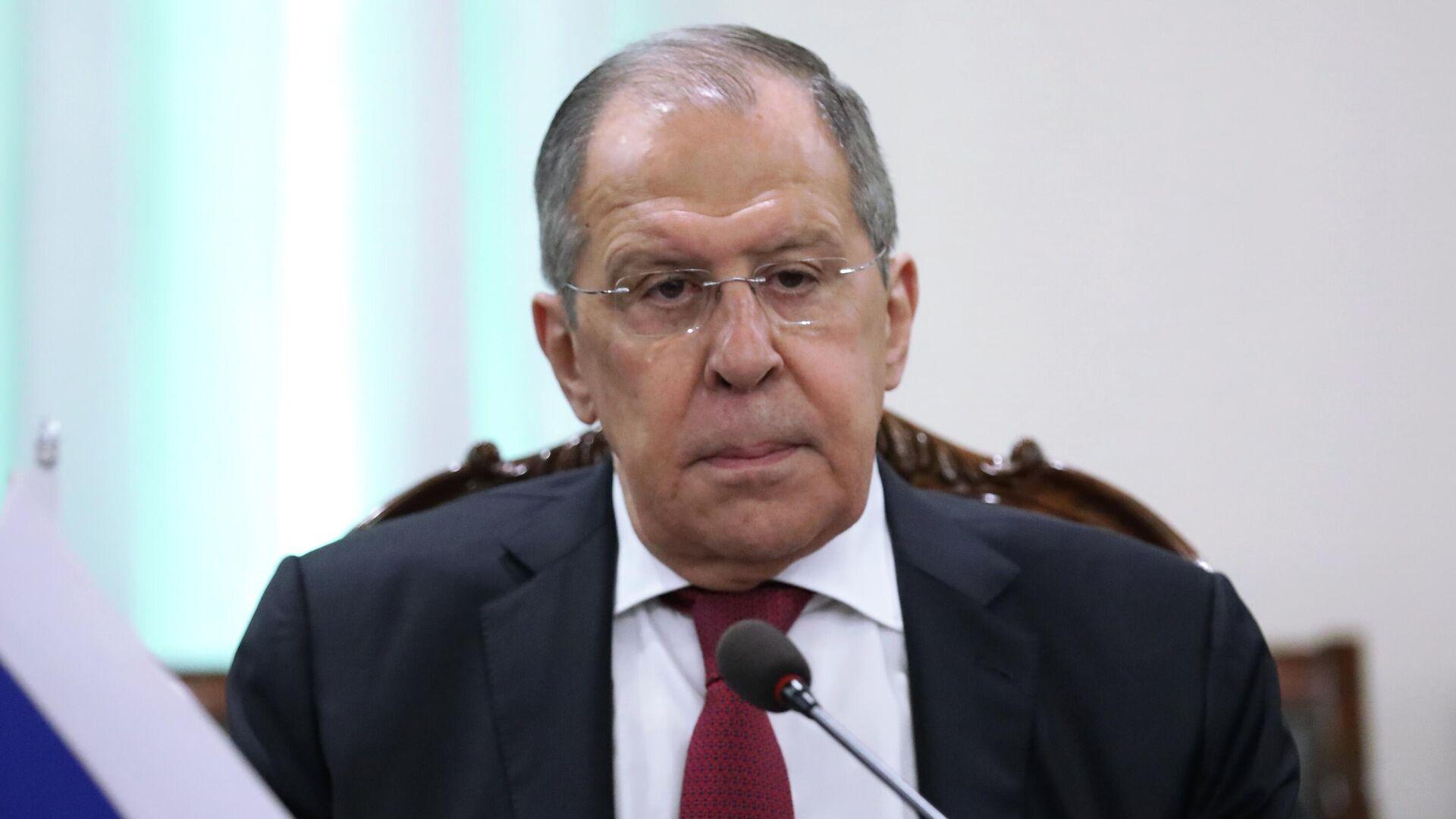 Лавров рассказал о подготовке министерской встречи по Ближнему Востоку