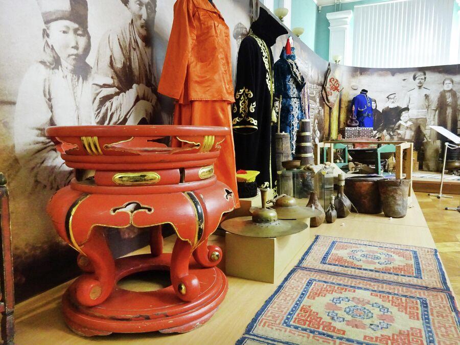 Культура и быт народов Астраханского края, калмыки