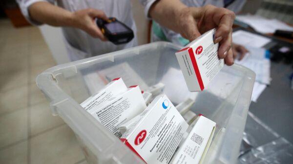 Вектор начал клинические испытания трехкратного введения ЭпиВакКороны