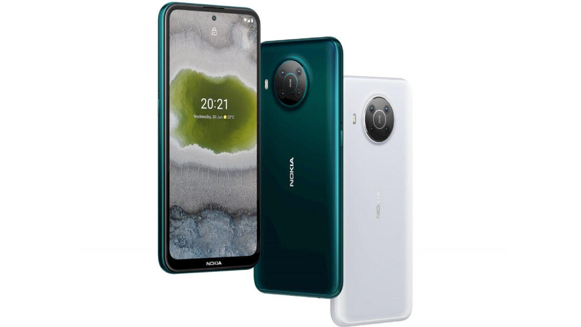 Nokia готовит смартфон с максимальными характеристиками