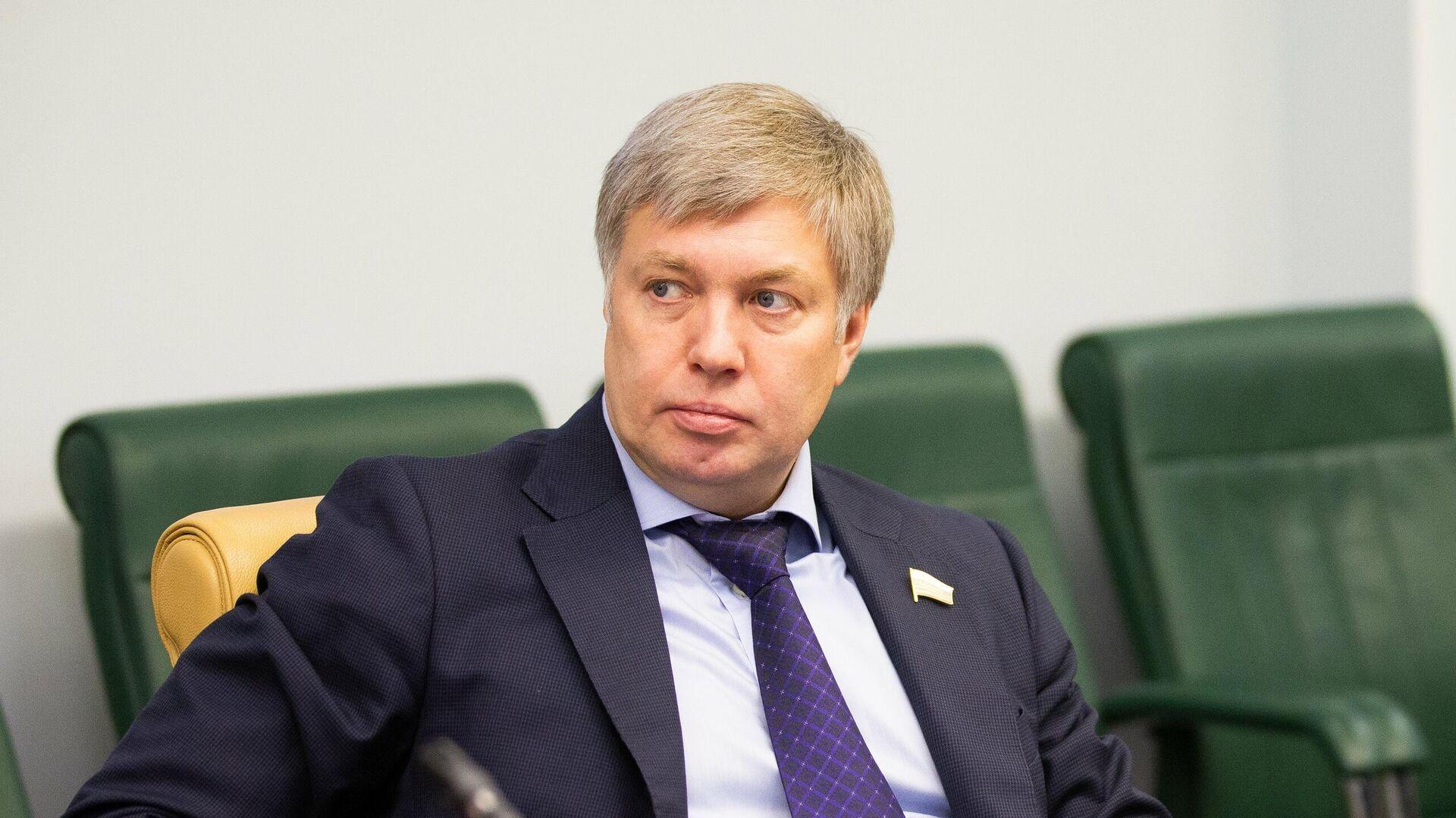 Руденя выдвинул свою кандидатуру в губернаторы Тверской области
