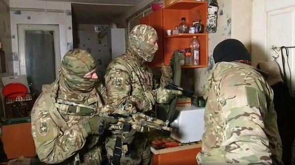 Спецоперация ФСБ России в Крыму