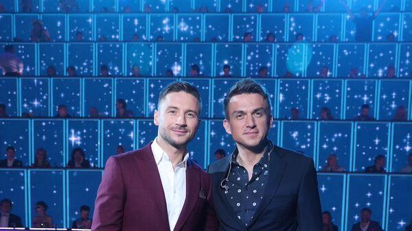 Сергей Лазарев и Влад Топалов на шоу Ну-ка, все вместе!