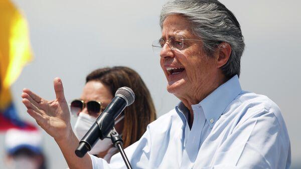Кандидат в президенты Эквадора Гильермо Лассо