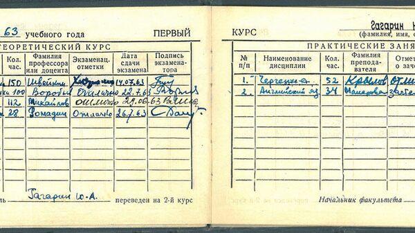 Минобороны открыло раздел с архивными документами первых космонавтов