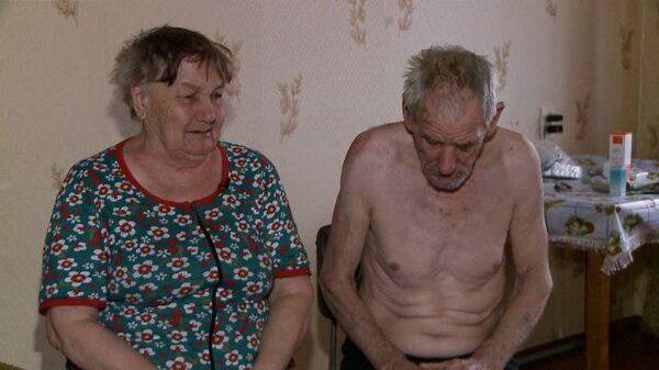 """""""Мы бы там сгорели!"""" Инспектор ДПС вытащил пенсионеров из огня"""