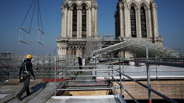 Реконструкция Собора Парижской Богоматери