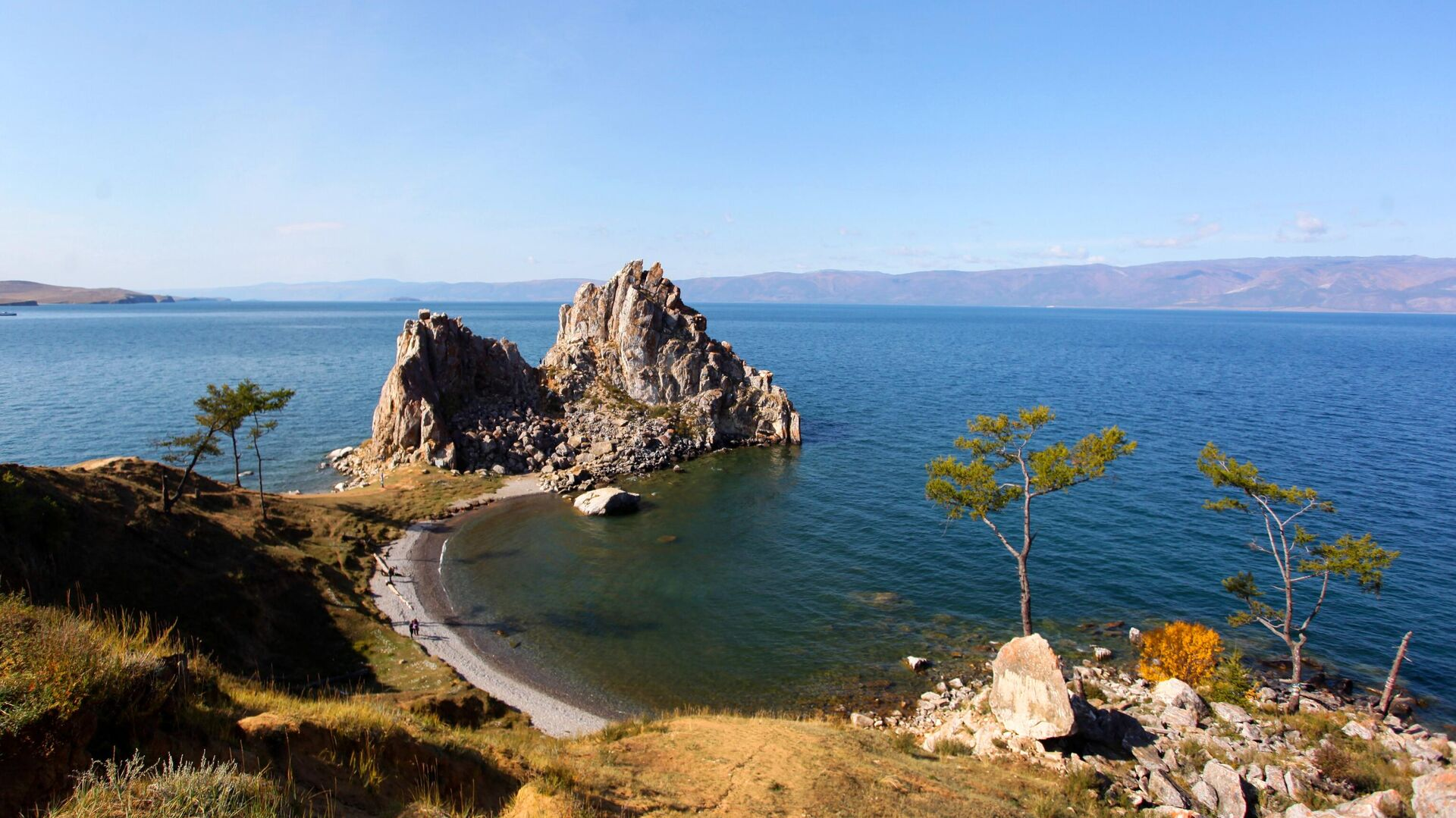 Озеро Байкал - РИА Новости, 1920, 03.08.2021