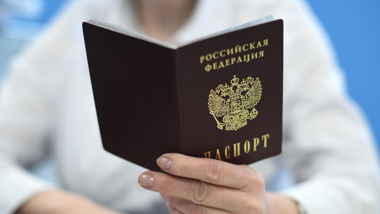 В России продлили срок действия паспортов, подлежащих замене