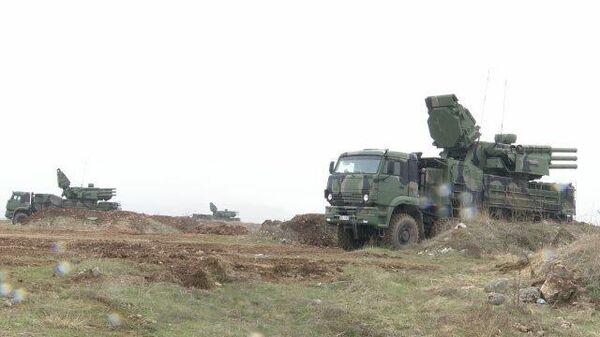 Комплексы ПВО, танки и бронемашины: учения Содействие 2020 в Сербии