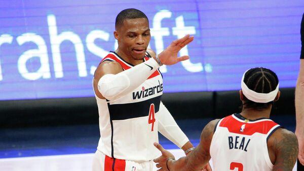 Баскетболисты Вашингтон Уизардс