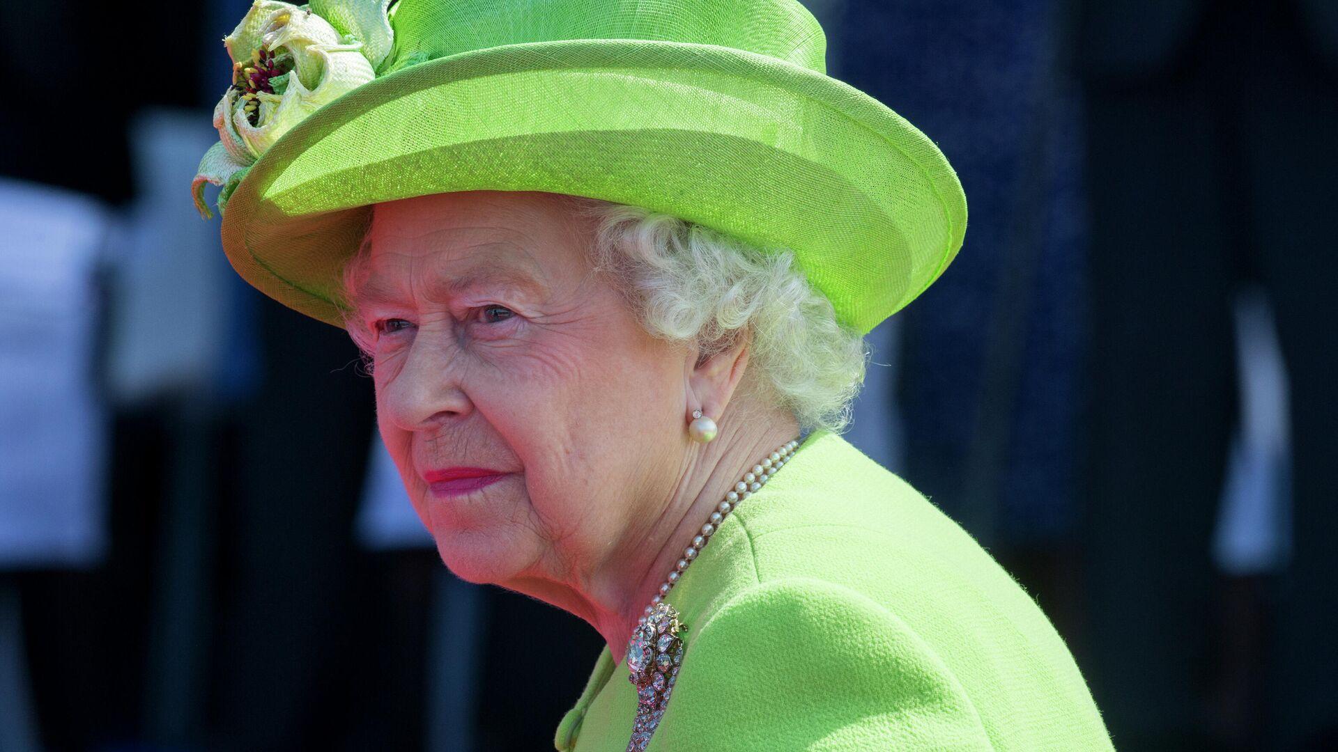 Королева Великобритании Елизавета II - РИА Новости, 1920, 02.05.2021