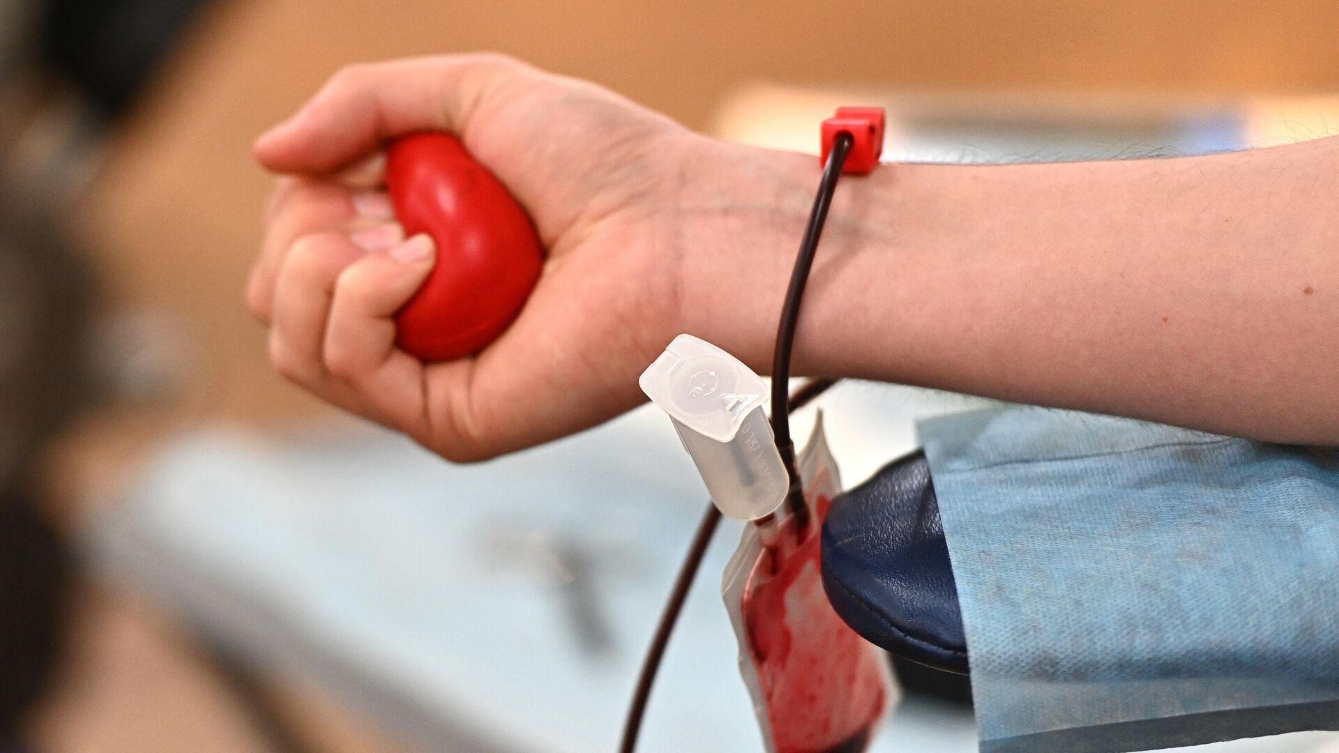 Премия СоУчастие – банк идей для развития донорства крови - РИА Новости, 1920, 20.04.2021