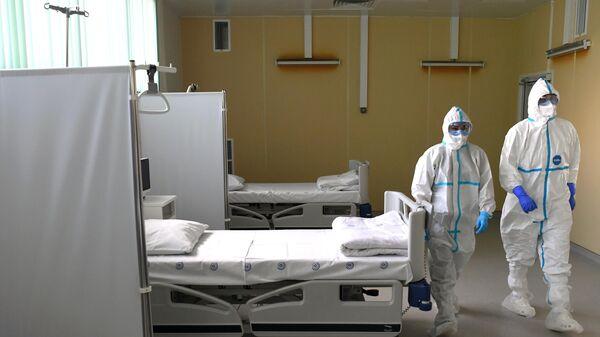 В России за сутки выявили 8 828 новых случаев заражения коронавирусом