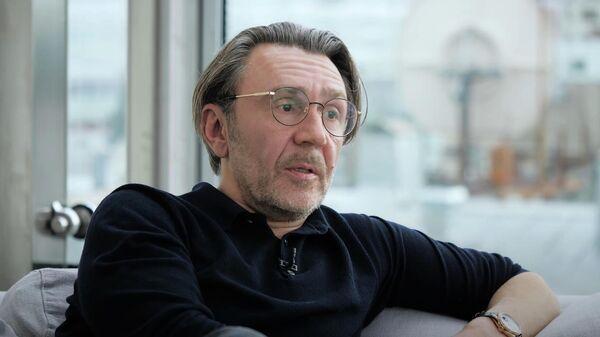 Сергей Шнуров в интервью Надежде Стрелец