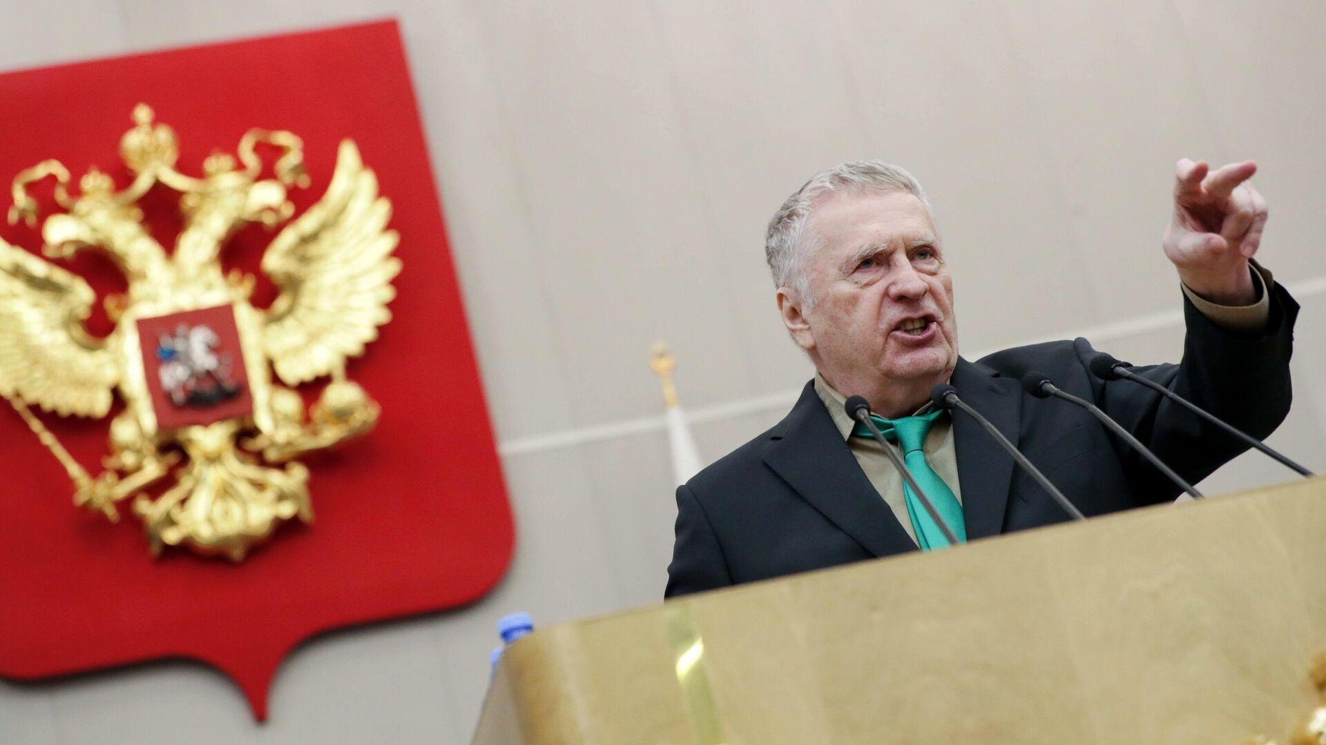 Жириновский рассказал, от кого зависит судьба мира