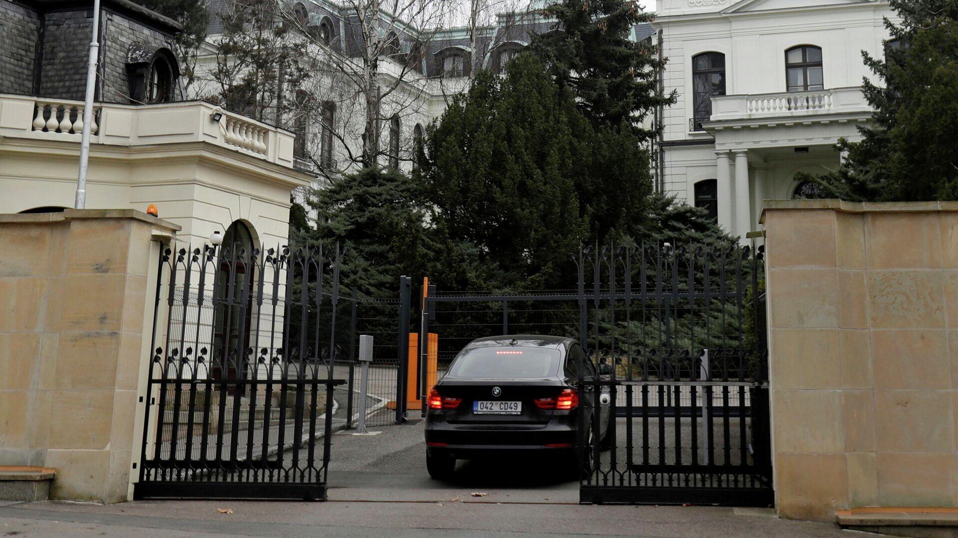 Посольство России в Чехии - РИА Новости, 1920, 22.04.2021