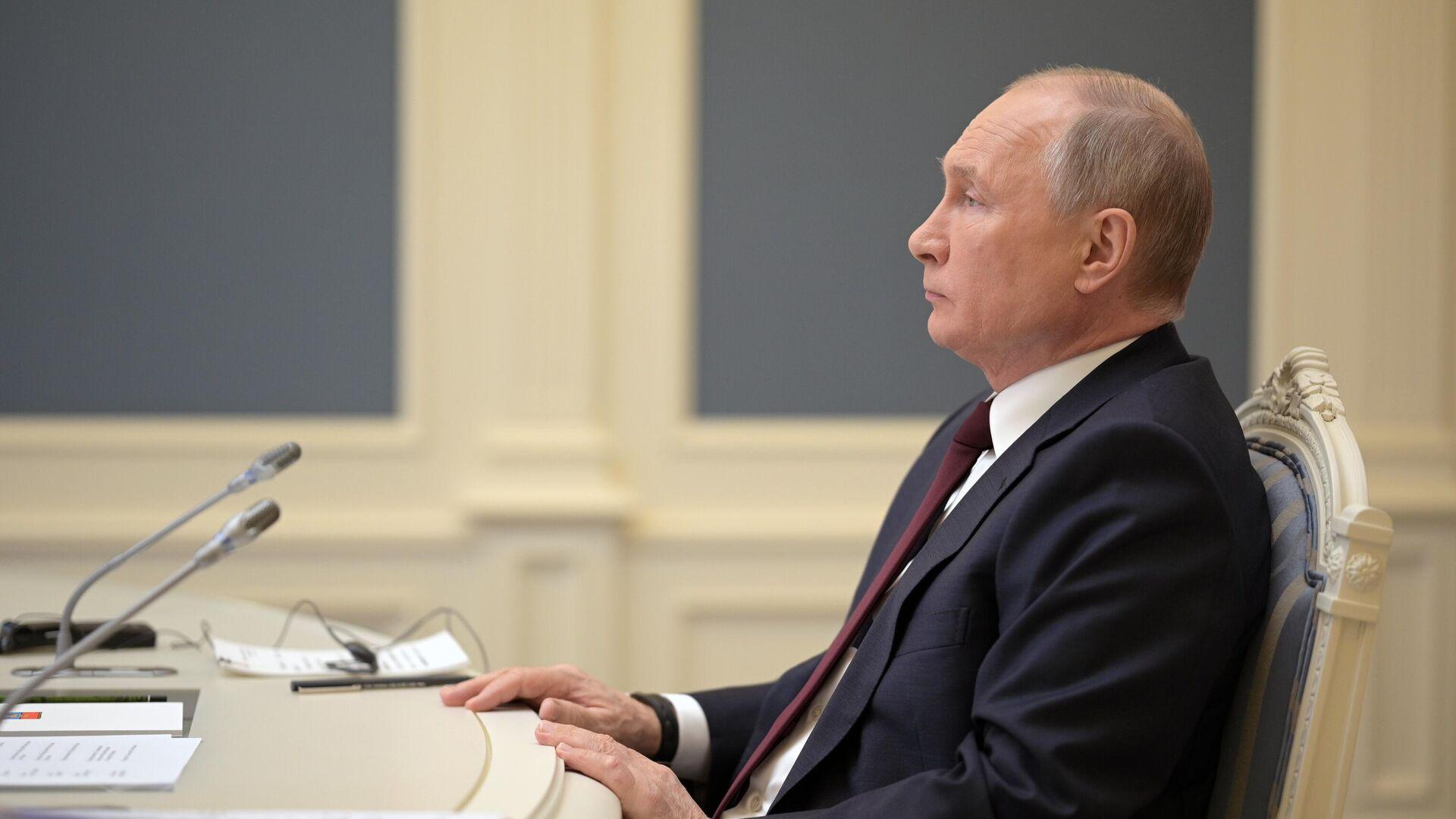 Путин надеется, что выборы не нарушат ритм законотворческой работы