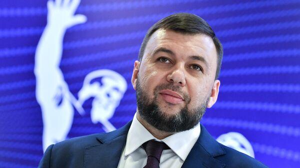 Глава ДНР объяснил, почему в Донбассе нет миротворцев ООН