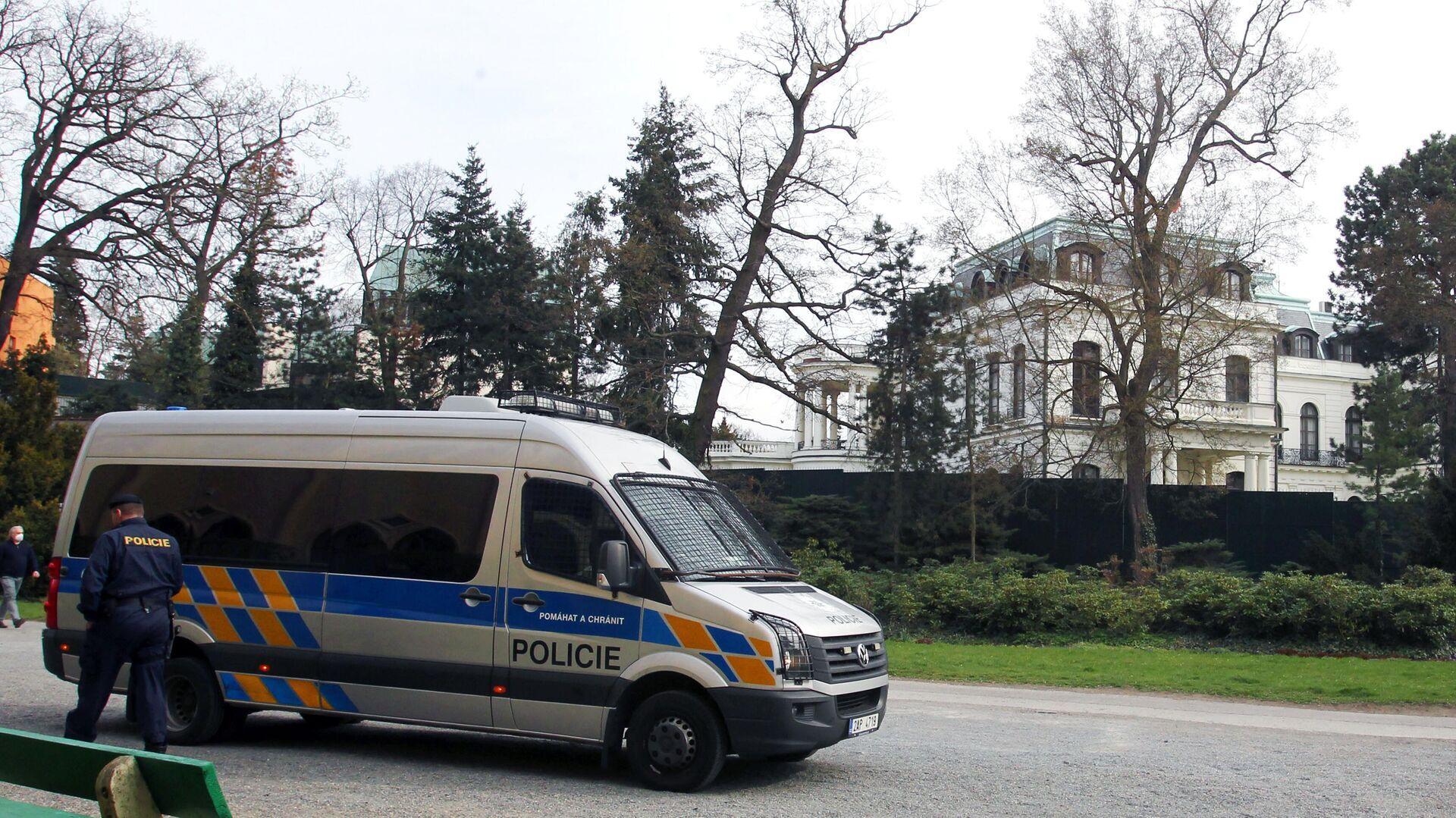 Чешская полиция подтвердила задержание россиянина по запросу Украины