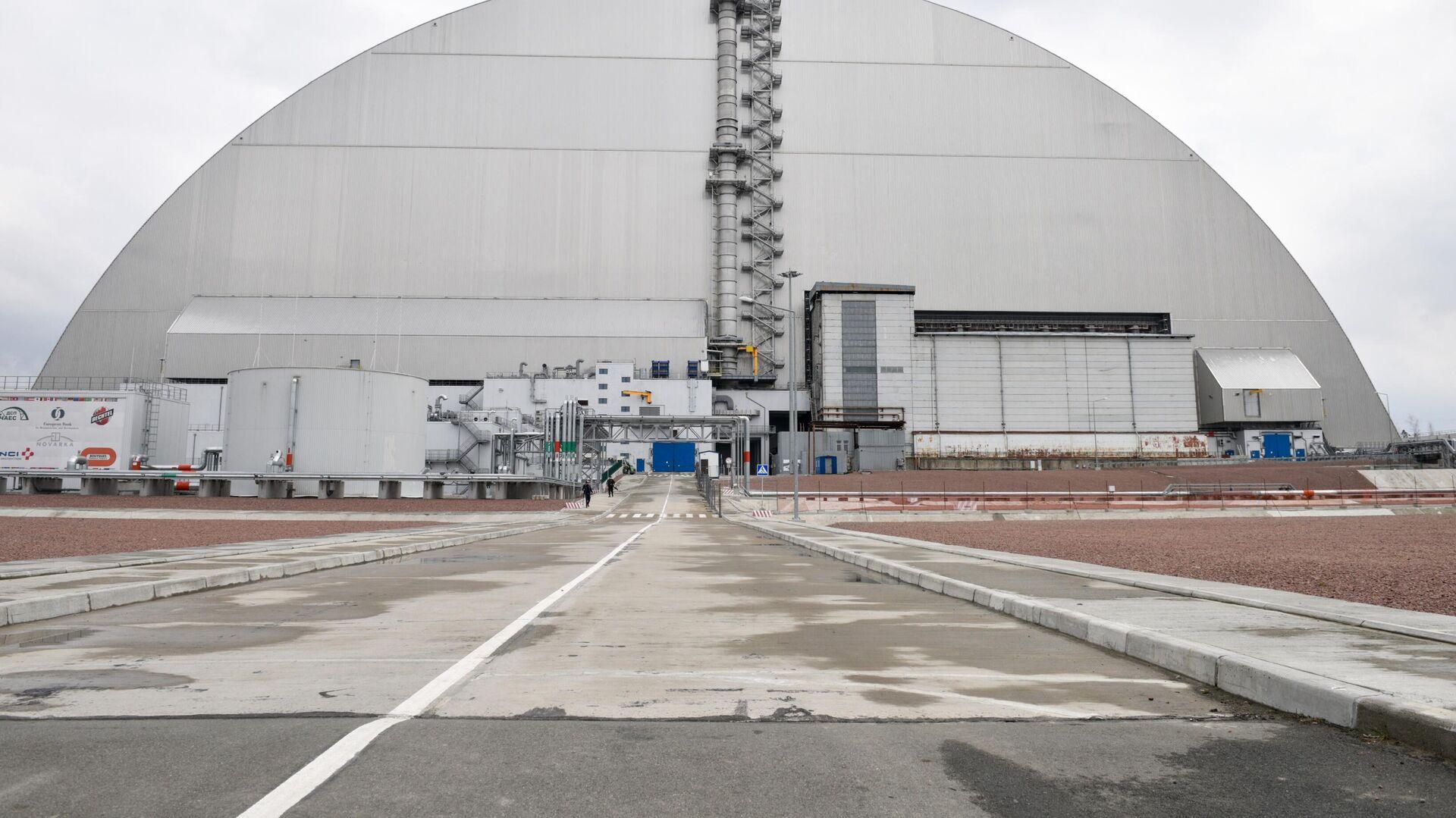 Зона отчуждения Чернобыльской АЭС - РИА Новости, 1920, 12.05.2021