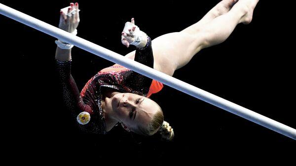 Спортивная гимнастика. Чемпионат Европы. Отдельные снаряды. Первый день
